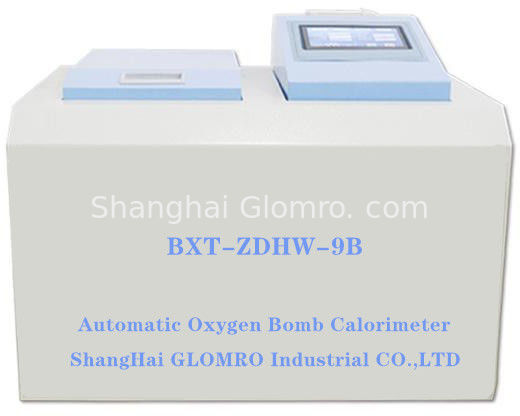 Automatic Oxygen Bomb Calorimeter With 7 Inch Digital LCD Touch Screen Display
