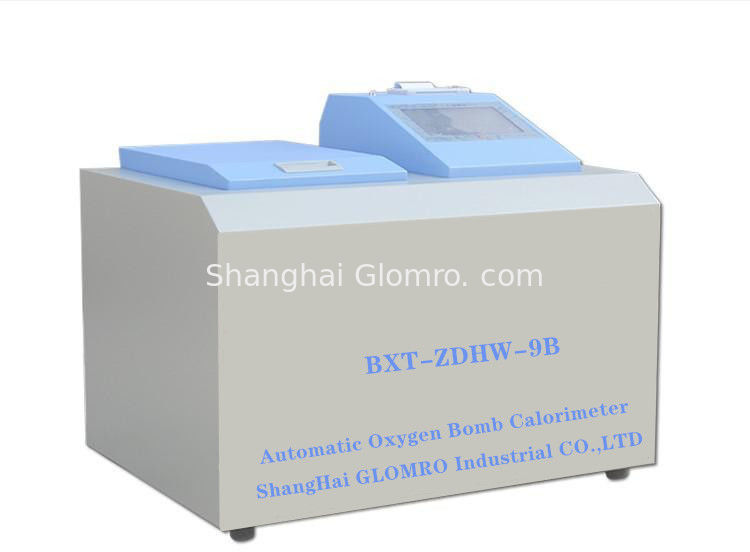 3 Modes Automatic Oxygen Bomb Calorimeter With High Precision Temperature Sensor